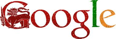 Sri Lanka Independence Day 2013 Google Doodle
