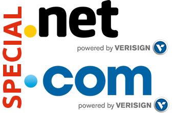 .com .net domain special
