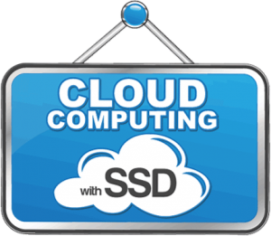 Cloud hosting with SSD